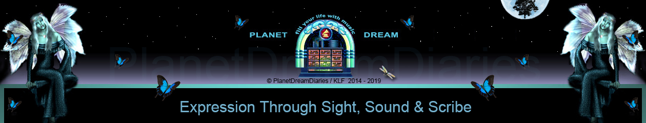 Planet Dream Diaries